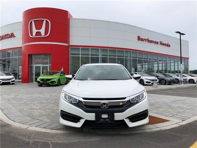2016 Honda Civic LX (Stk: B0138) in Nepean - Image 1 of 23