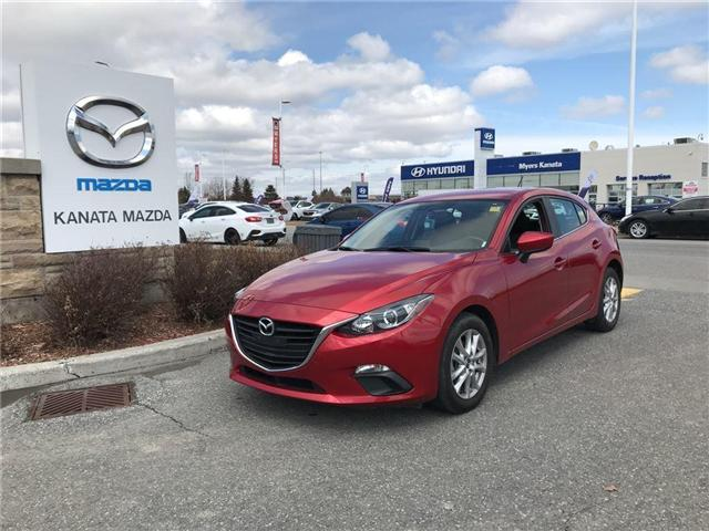 2016 Mazda Mazda3 GS (Stk: 9689A) in Ottawa - Image 1 of 19