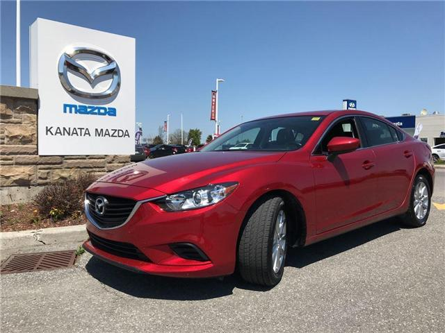 2016 Mazda MAZDA6 GS (Stk: M760) in Ottawa - Image 1 of 25