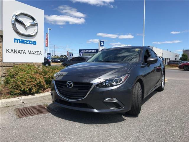 2016 Mazda Mazda3 GS (Stk: 9907A) in Ottawa - Image 1 of 22