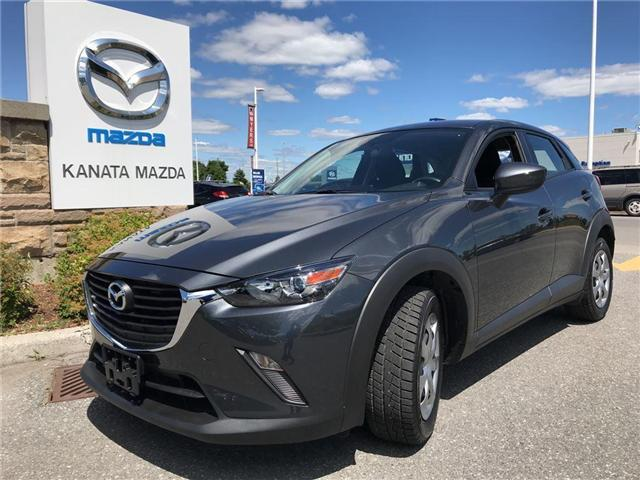 2017 Mazda CX-3 GX (Stk: 10040A) in Ottawa - Image 1 of 18
