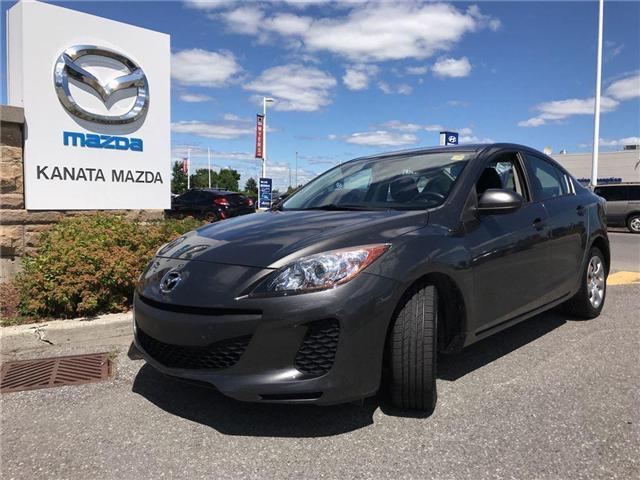 2013 Mazda Mazda3 GX (Stk: M778) in Ottawa - Image 1 of 15