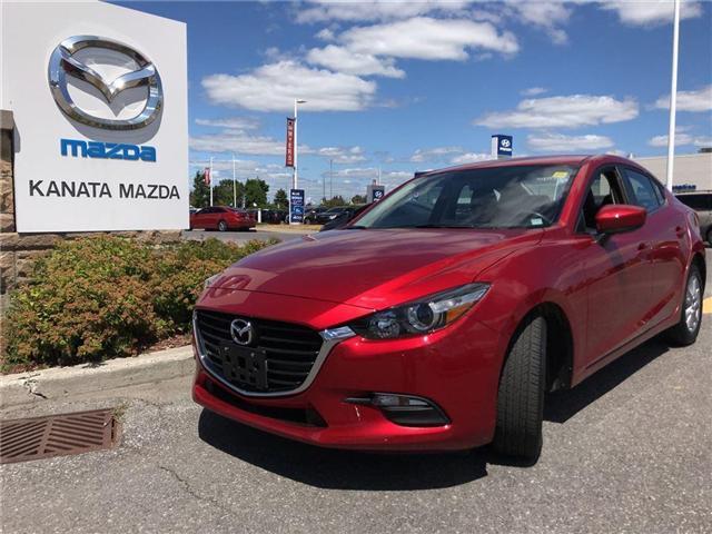 2017 Mazda Mazda3 SE (Stk: M782) in Ottawa - Image 1 of 20