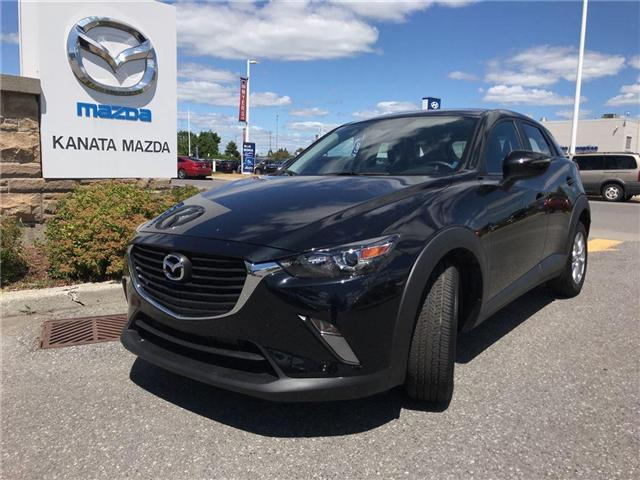 2016 Mazda CX-3 GS (Stk: 7905) in Ottawa - Image 1 of 20
