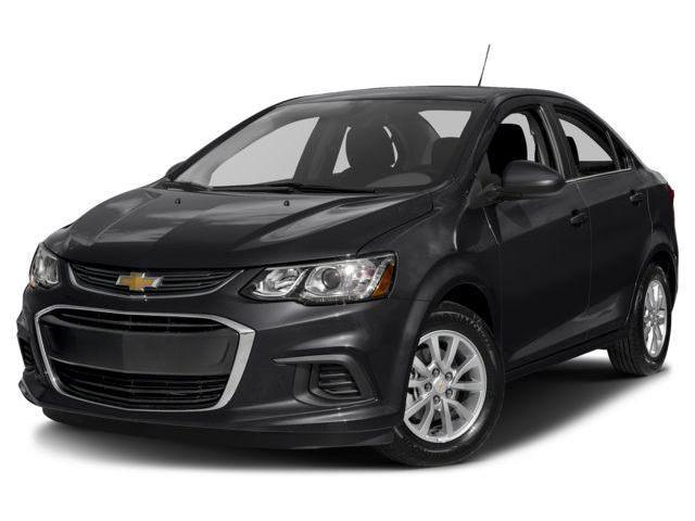 2017 Chevrolet Sonic LT Auto (Stk: 167223) in Medicine Hat - Image 1 of 1