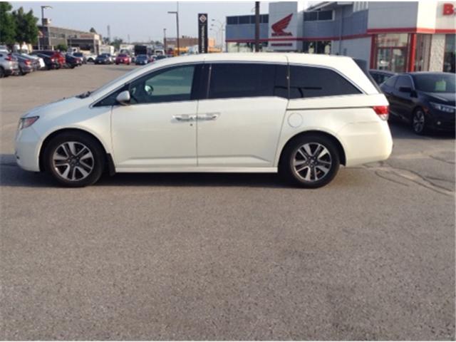 2014 Honda Odyssey Touring (Stk: U14987) in Barrie - Image 2 of 16