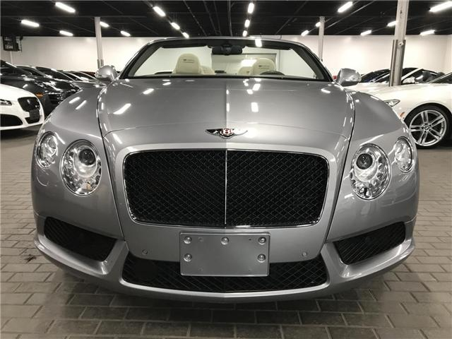 2013 Bentley Continental GTC  (Stk: 4349) in Oakville - Image 2 of 30