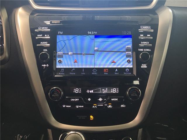 2016 Nissan Murano Platinum (Stk: P0598 ) in Owen Sound - Image 11 of 12