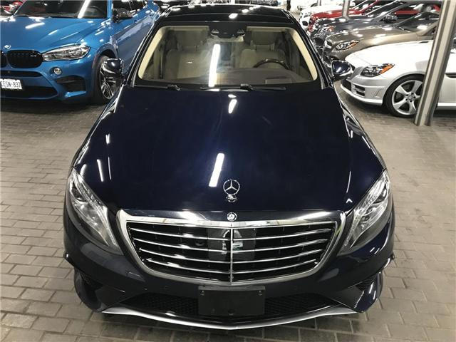 2015 Mercedes-Benz S-Class Base (Stk: 4392) in Oakville - Image 2 of 30