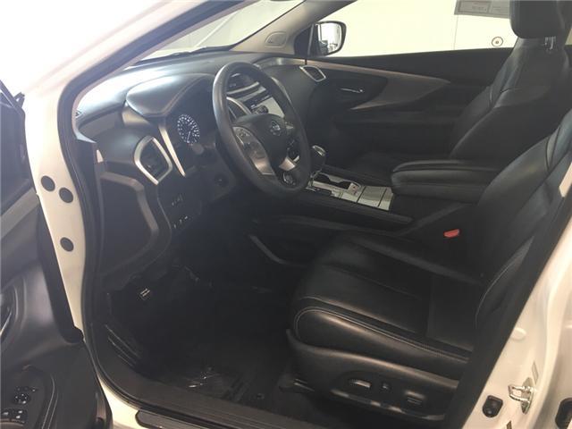2016 Nissan Murano Platinum (Stk: P0598 ) in Owen Sound - Image 7 of 12