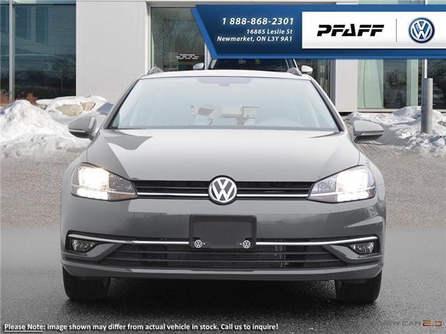 2018 Volkswagen Golf SportWagen 1.8 TSI Comfortline (Stk: V2587) in Newmarket - Image 2 of 26