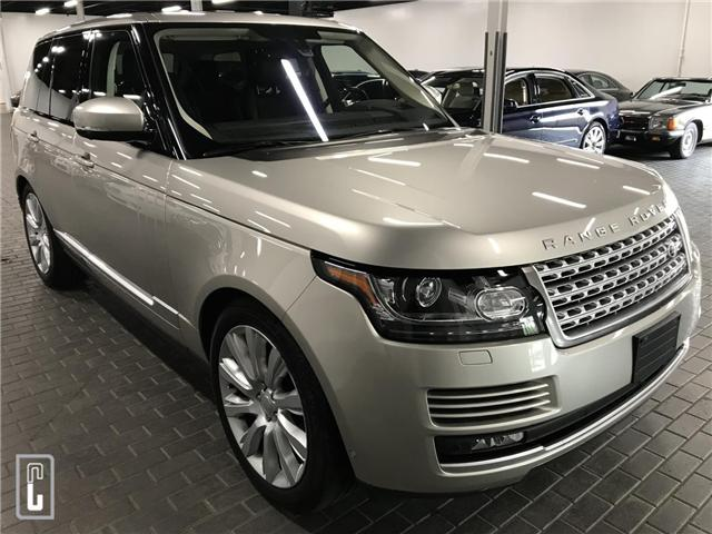 2016 Land Rover Range Rover 5.0L V8 Supercharged (Stk: 4466) in Oakville - Image 1 of 29
