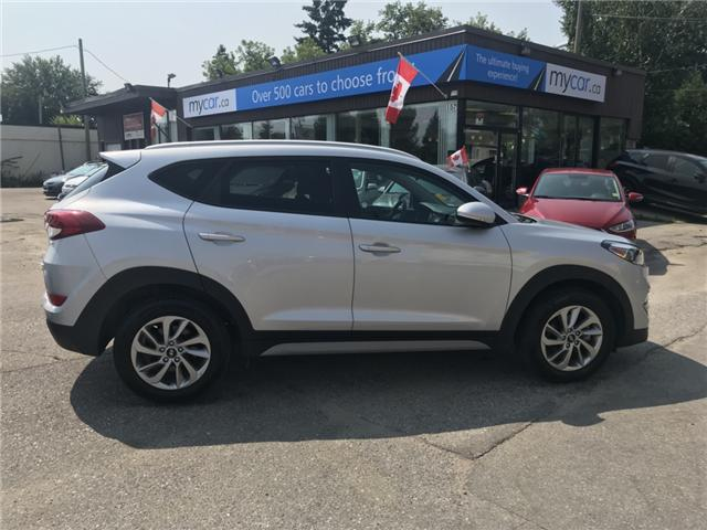2017 Hyundai Tucson Premium (Stk: 180959) in North Bay - Image 2 of 16
