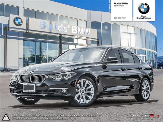 2016 BMW 328i xDrive (Stk: DH3085) in Hamilton - Image 1 of 27