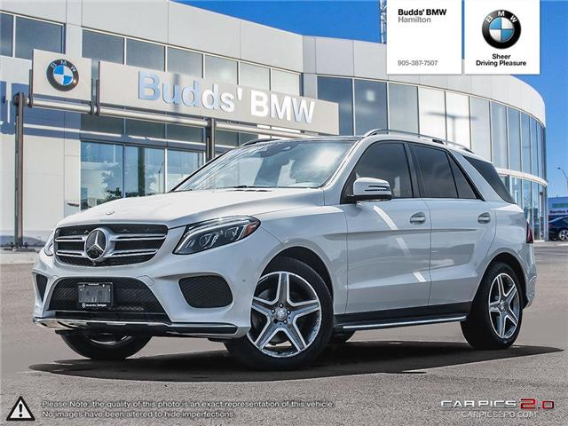 2016 Mercedes-Benz GLE-Class Base (Stk: T26810A) in Hamilton - Image 1 of 27