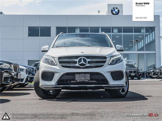 2016 Mercedes-Benz GLE-Class Base (Stk: T26810A) in Hamilton - Image 2 of 27