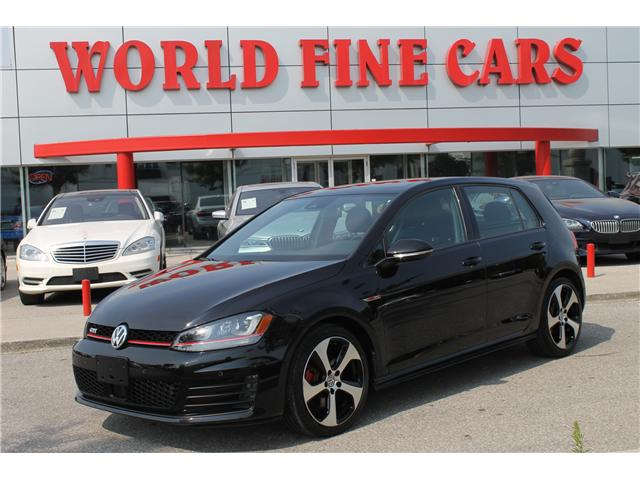 2016 Volkswagen Golf GTI 5-Door Autobahn (Stk: 16426) in Toronto - Image 1 of 23