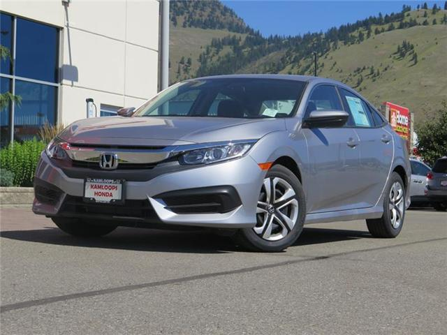 2018 Honda Civic LX (Stk: N13885) in Kamloops - Image 1 of 9