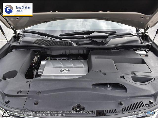 2015 Lexus RX 350 Sportdesign (Stk: Y3186) in Ottawa - Image 8 of 26