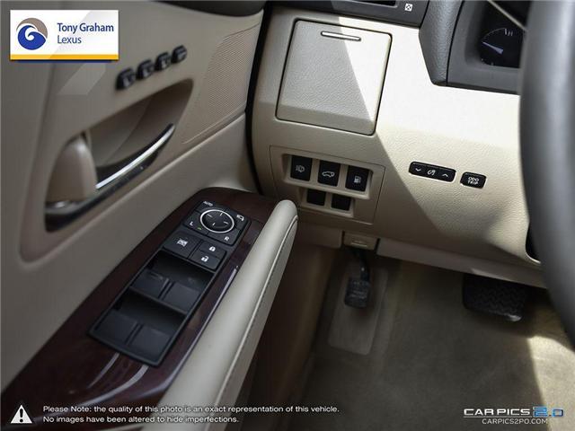 2015 Lexus RX 350 Sportdesign (Stk: Y3186) in Ottawa - Image 16 of 26