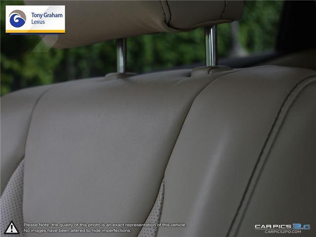 2015 Lexus RX 350 Sportdesign (Stk: Y3186) in Ottawa - Image 21 of 26