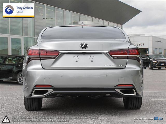 2018 Lexus LS 500 L (Stk: Y3192) in Ottawa - Image 5 of 29