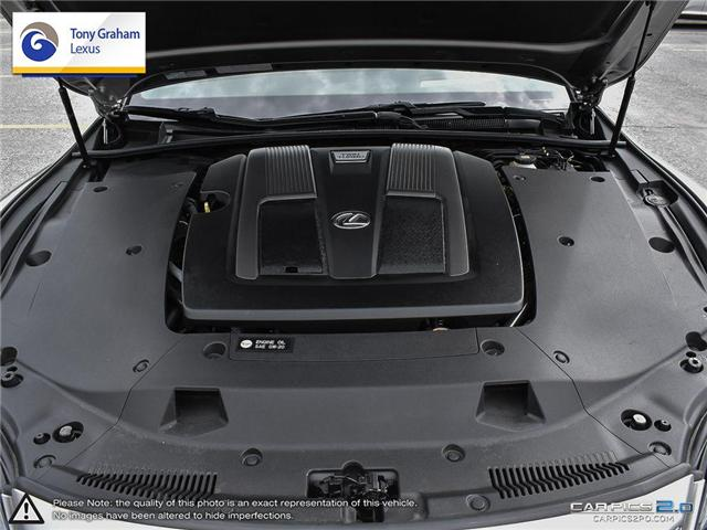 2018 Lexus LS 500 L (Stk: Y3192) in Ottawa - Image 8 of 29