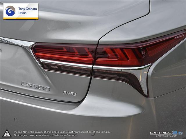2018 Lexus LS 500 L (Stk: Y3192) in Ottawa - Image 12 of 29