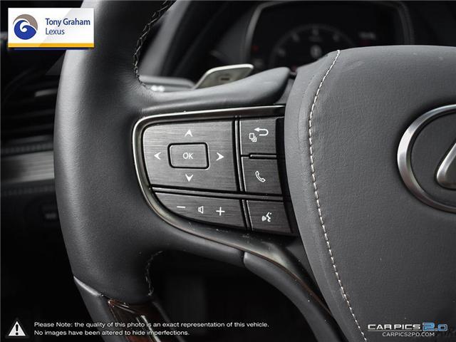 2018 Lexus LS 500 L (Stk: Y3192) in Ottawa - Image 17 of 29