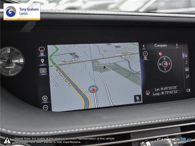2018 Lexus LS 500 L (Stk: Y3192) in Ottawa - Image 18 of 29