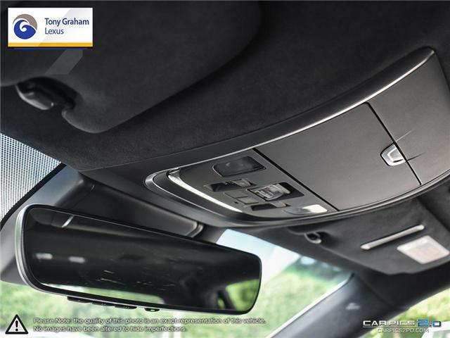 2018 Lexus LS 500 L (Stk: Y3192) in Ottawa - Image 21 of 29