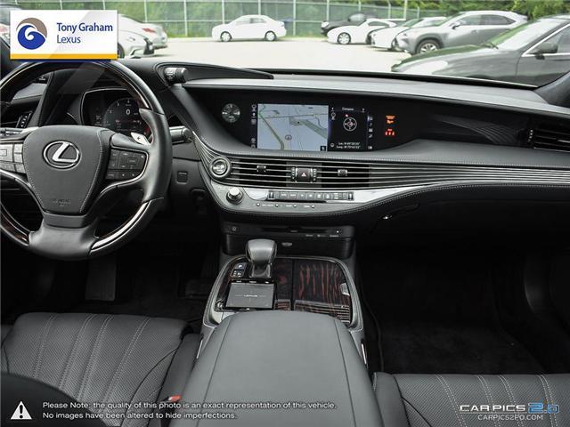 2018 Lexus LS 500 L (Stk: Y3192) in Ottawa - Image 25 of 29