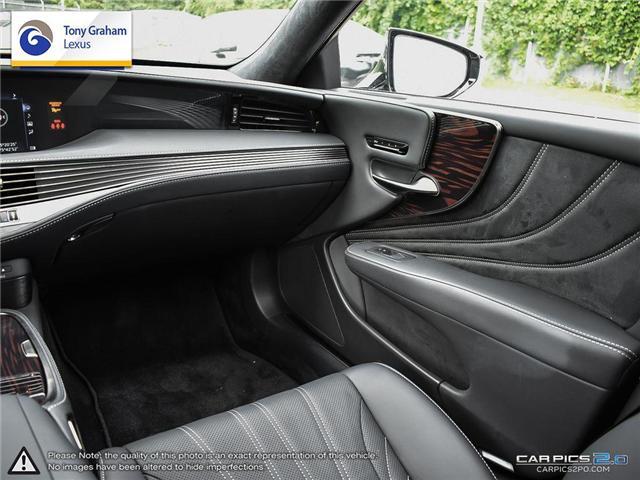 2018 Lexus LS 500 L (Stk: Y3192) in Ottawa - Image 26 of 29