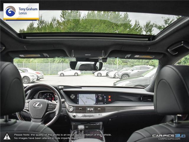 2018 Lexus LS 500 L (Stk: Y3192) in Ottawa - Image 27 of 29