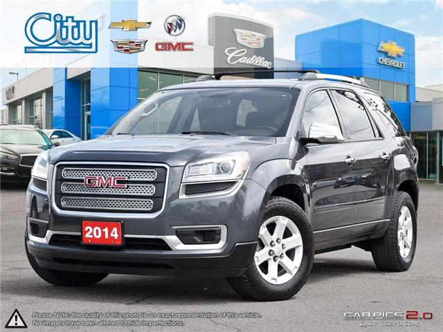 2014 GMC Acadia SLE1 (Stk: R12009) in Toronto - Image 1 of 26
