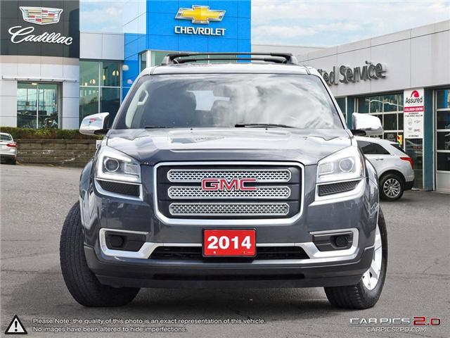 2014 GMC Acadia SLE1 (Stk: R12009) in Toronto - Image 2 of 26