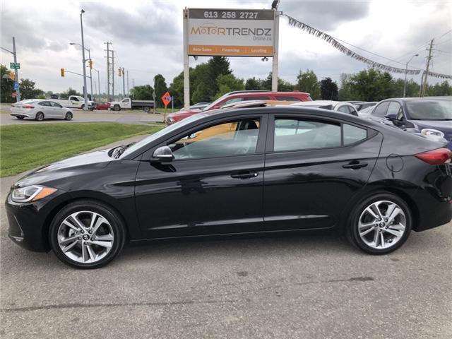 2018 Hyundai Elantra GLS (Stk: -) in Kemptville - Image 2 of 25
