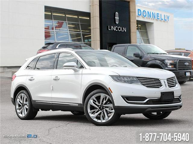 2018 Lincoln MKX Reserve (Stk: DR1077) in Ottawa - Image 1 of 28