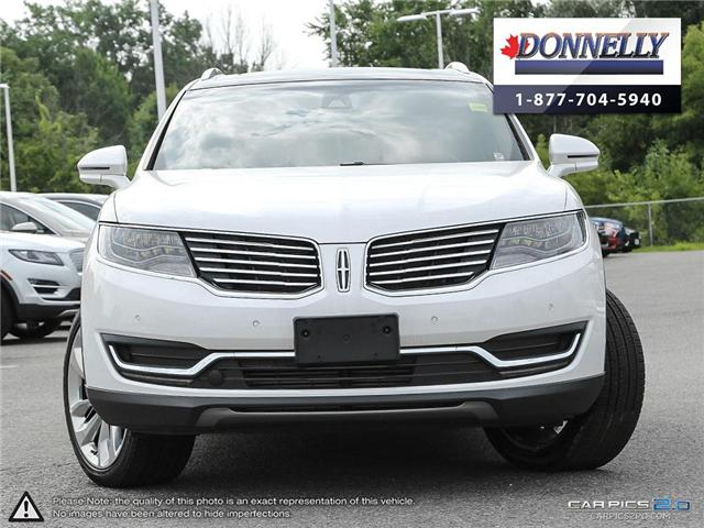 2018 Lincoln MKX Reserve (Stk: DR1077) in Ottawa - Image 2 of 28
