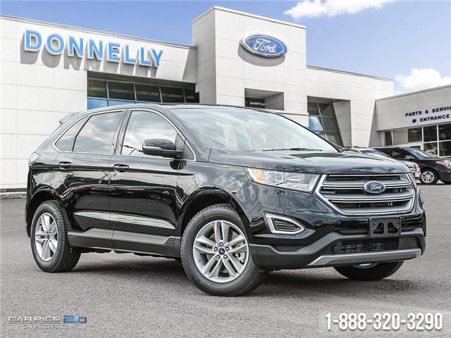 2018 Ford Edge SEL (Stk: DR1751) in Ottawa - Image 1 of 27