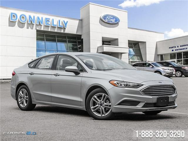 2018 Ford Fusion SE (Stk: DR1731) in Ottawa - Image 1 of 27