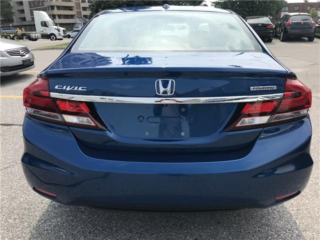 2015 Honda Civic Touring (Stk: ) in Concord - Image 5 of 19