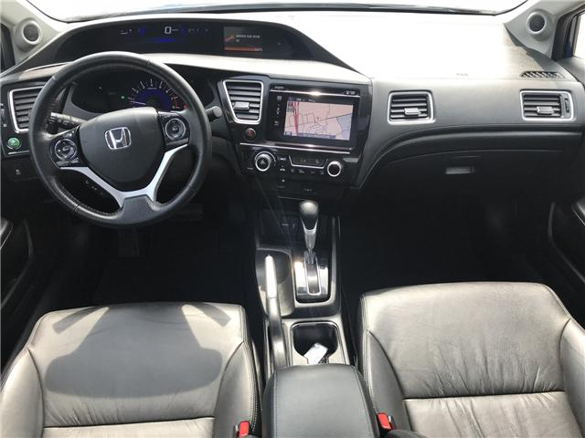 2015 Honda Civic Touring (Stk: ) in Concord - Image 13 of 19