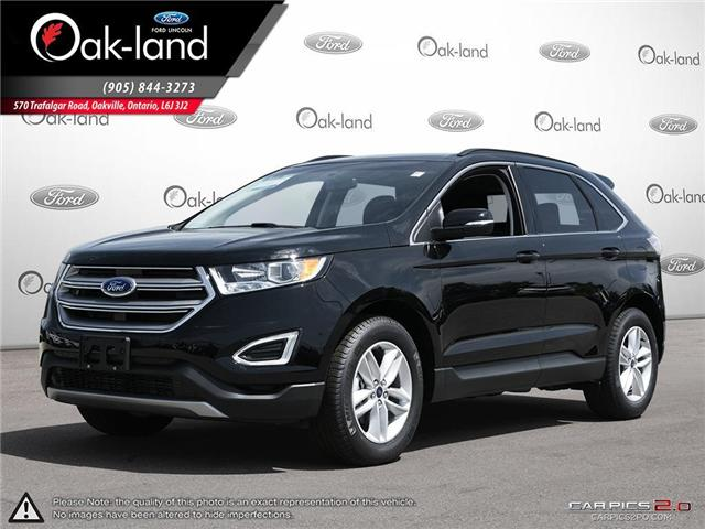 2018 Ford Edge SEL (Stk: 8D082) in Oakville - Image 1 of 25