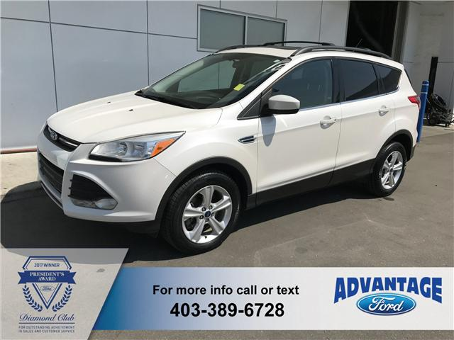 2013 Ford Escape SE (Stk: J-796A) in Calgary - Image 1 of 19