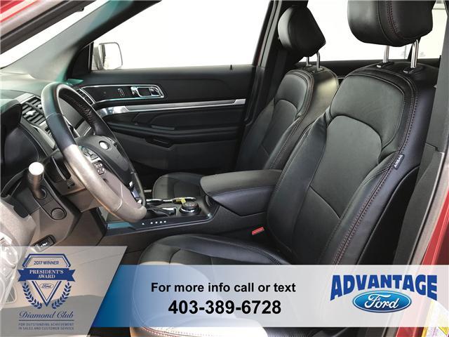 2017 Ford Explorer Sport (Stk: T22541) in Calgary - Image 2 of 21