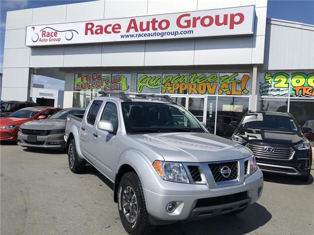 2018 Nissan Frontier PRO-4X (Stk: 16115) in Dartmouth - Image 1 of 28