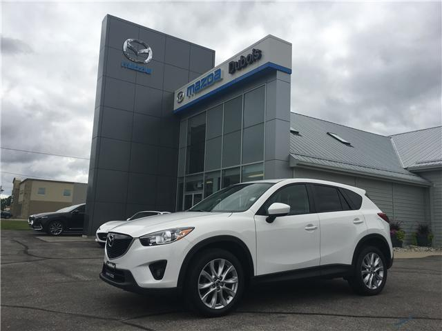 2015 Mazda CX-5 GT (Stk: UT260) in Woodstock - Image 1 of 24