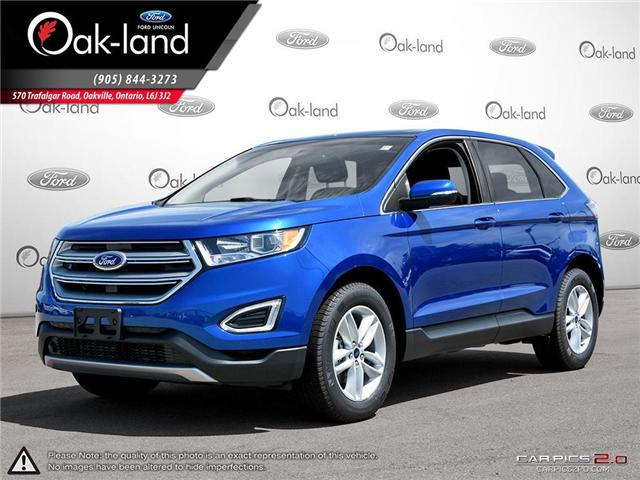 2018 Ford Edge SEL (Stk: 8D090) in Oakville - Image 1 of 25