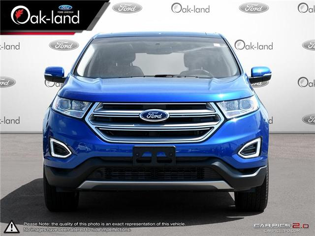 2018 Ford Edge SEL (Stk: 8D090) in Oakville - Image 2 of 25